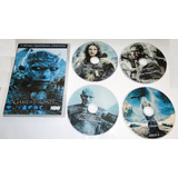 Dvd - Game Of Thrones 7ª Temporada Completa (4 Dvd's)