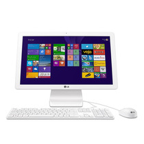 All In One Lg 22v280 Q.core 1.1ghz 4gb 500gb 21,5 W10