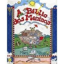A Bíblia Dos Meninos Infantil Capa Dura