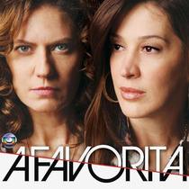 Cd Novela A Favorita Nacional (2008) * Lacrado * Raridade