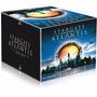 Coleção Dvd Stargate Atlantis 1ª A 5ª Temporada (25 Discos)
