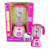 Liquidificador Ou Cafeteira De Brinquedo Da Hello Kitty