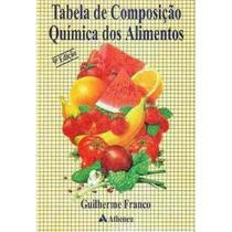 Tabela Composição Quimica Dos Alimentos- 9ª Ed - Guilherme