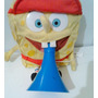 Bob Esponja Salva Vidas - Fala Várias Frases - Mattel 2003