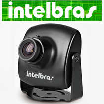 Mini Camera Intelbras Vm S3003 Day Night Ccd Sony 600 Linhas