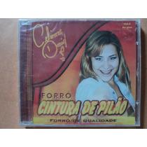 Celionne David E Forró Cintura De Pilão- Cd Volume 4 Ao Vivo