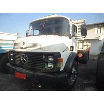 Mb 1313 Truck Carroceria