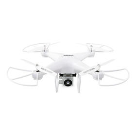 Drone Jjrc H68 Con Câmera Hd White