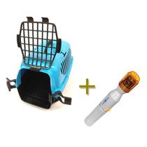 Caixa De Transporte P/ Animais + Lixa Elétrica De Unha