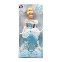 Boneca Cinderella - Disney - Cinderela Princesas - Barbie