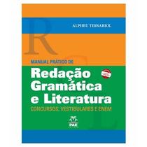 -manual Prático De Redação Gramática E Literatura.(bi)