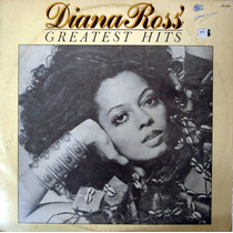 Vinil / Lp - Diana Ross - Greatest Hits - 1976