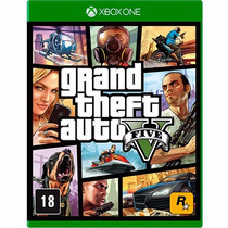 Gta 5 Grand Theft Auto V - Xbox One