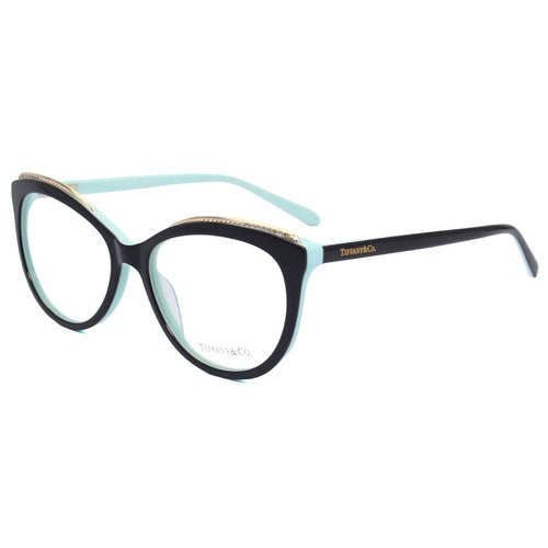 d67660d7ea009 Armação De Grau - Tiffany   Co. Gatinho - Tf2147 Oculos - R  139 en ...