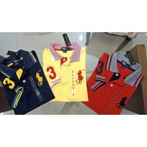 Kit 10 Camisas Importadas Lacoste Hugo Boss Tommy Reserva