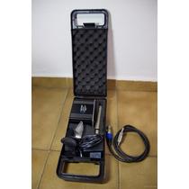 Kit Microfone Condensador Behringer B5 +pp 48v Arcano + Cabo