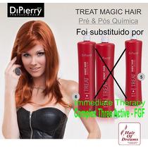 Di Pierry Treat Magic Hair Tratamento Em Novas Embalagens
