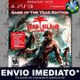 Ps3 Dead Island Game Of The Year Edition Psn Mídia Digital