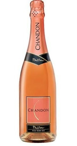 Espumante Chandon Passion Rosé On Ice 750ml