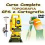 Curso De Topografia E Gps Em Dvd