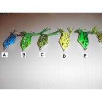 Isca Artificial - Frog Sapo Anti Enrosco - Sapinho Lure