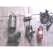 Kit Ignição Bosh Platinado Fusca E Derivados - Usado