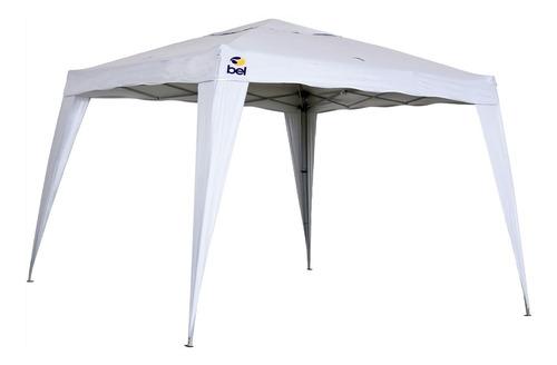 Tenda Gazebo Alumínio Sanfonada Branco 3x3 333200 Belfix