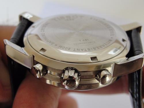 e481c1455df Relógio Tissot Prc 200 Sport - Swiss Made -100% Original. Preço  R  920  Veja MercadoLibre