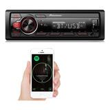 Radio Automotivo Mp3 Usb Bluetooth Pioneer Mvh-s218bt