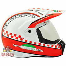 Capacete Bieffe Sport 40 Anniversary Limited Edition Tam 60