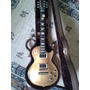 Guitarra Gibson Les Paul Gold Top Usa Alnico Ii Pro - Troco