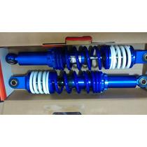 Amortecedor C/ Regulagem Titan 125/150 Fan / Ybr Azul