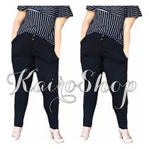c5277dcaa723 Calça Social Bengaline Com Lycra 36 Ao 54 Plus Size Skinny à venda ...