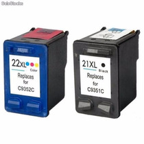 Par Hp 21xl 22xl Cartuchos De Tinta Hp Officejet 4315