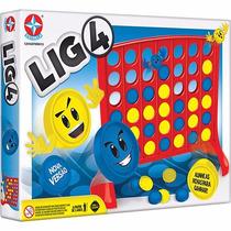 Novo Jogo Lig 4 Nova Versão Original Da Estrela 2 Jogadores