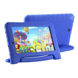 Tablet Multilaser Kids Pad Plus Azul Infantil Nb278
