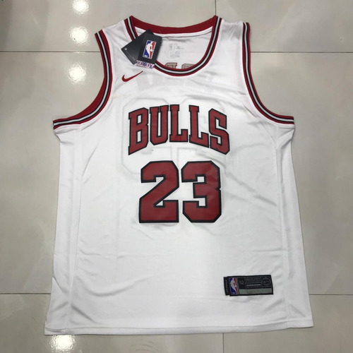 783edbd27 Camisa Nba Chicago Bulls Jordan 23 Frete Gratis Oficial. R  189.9