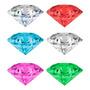 Kit 2 Diamante Brilhante Gigante Expositor De Unhas Promoção Original