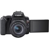 Câmera Canon Eos Sl3 C/ 18-55mm+ Bolsa+ Tripé+ 32gb+ Nf-e