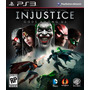 Jogo Semi Novo Injustice: Gods Among Us Para Playstation 3