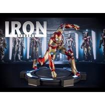 Iron Man 3 Mark Xlii Iron Studios Homem De Ferro