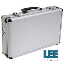 Maleta Aluminio Case Pequena Ferramentas Pesca Note Manicure