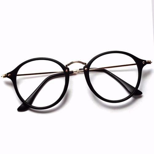 Armação Óculos De Grau Redondo Masculino Feminino Brinde. R  79 7ac681857f