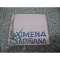 Cd - Ximena Sarinama Album De 2011