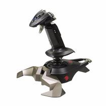 Joystick Pc Simulador Voo Manche Saitek Cyborg V1 +nf
