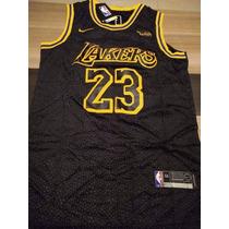 ad3cce5f88442 Camiseta Regata Lakers Nº23 Lebron James à venda em Horto Florestal ...