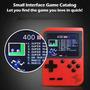 Vídeo Game Retro Clássico Super Cabo Av Mini 400 Jogos Porta