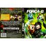 Dvd Força-g, Walt Disney, Aventura, Original