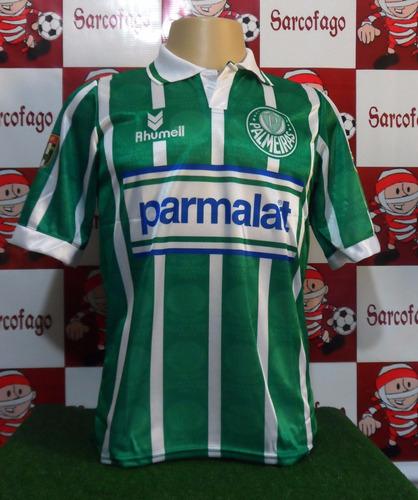 Camisa Palmeiras Parmalat Retro 1993 Histórica 882a39d4f2cba