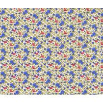 Tecido Tricoline 100% Algodão - 0,50cm X 1,50m